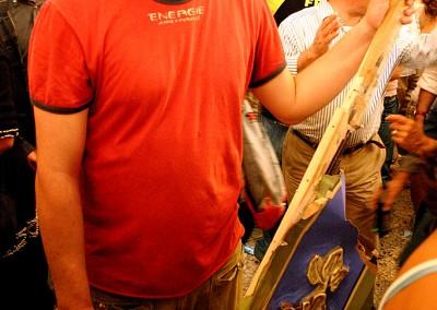 Matera, Festa della Bruna 2006