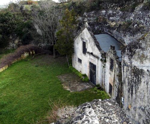 Matera, chiesa rupestre di Cristo alla Gravinella