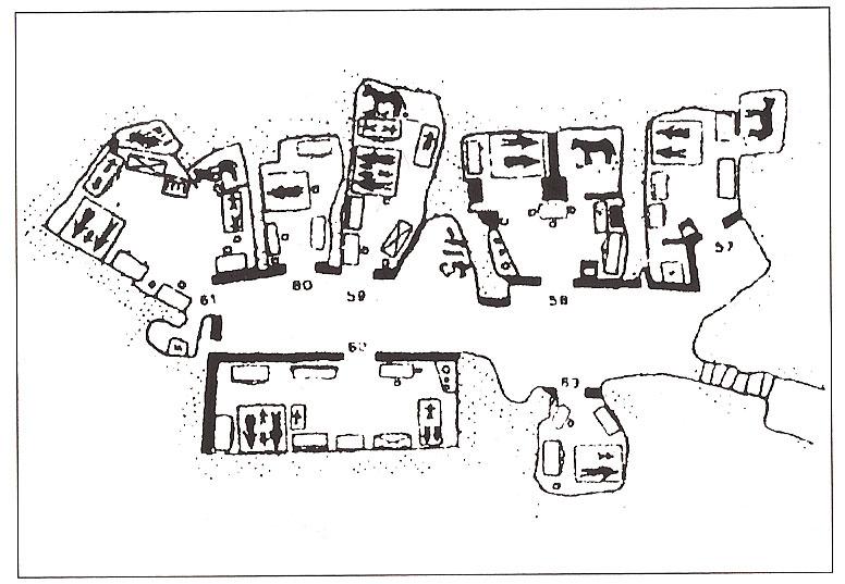 Il vicinato #1: ricordo della vita nei Sassi tra nomi e immagini.