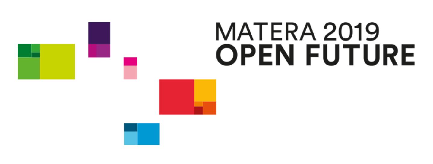 Nuovo Logo di Matera 2019